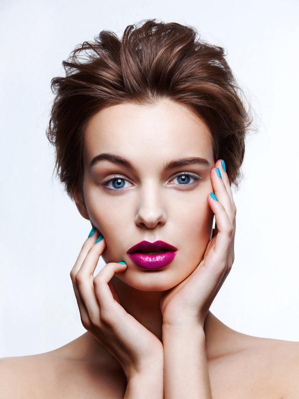 Chamaleon Lips by Viktoria Stutz