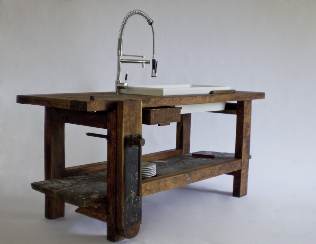 Kitchen Island Bench On Wheels